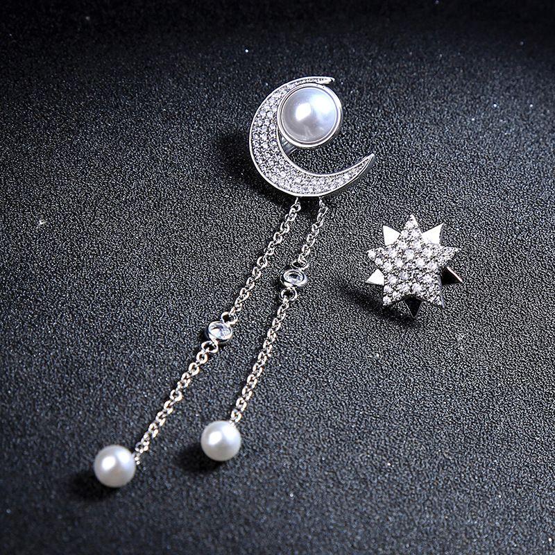 Copper Korea Tassel earring  (Photo Color)  Fine Jewelry NHQD6099-Photo-Color
