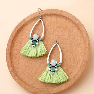 Alloy Fashion Tassel earring  (Photo Color)  Fashion Jewelry NHQD6100-Photo-Color's discount tags
