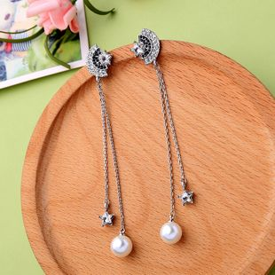 Alloy Fashion Tassel earring  (Photo Color)  Fashion Jewelry NHQD6106-Photo-Color's discount tags