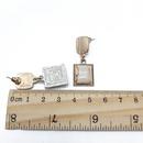 Alloy Korea Geometric earring  925 alloy needle stud earrings  Fashion Jewelry NHOM1313925alloyneedlestudearrings