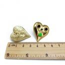 Alloy Fashion  earring  925 alloy needle  Fashion Jewelry NHOM1324925alloyneedle