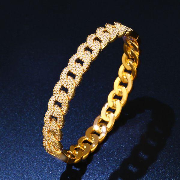 Copper Fashion Geometric bracelet  (18K alloy)  Fine Jewelry NHAS0384-18K-alloy