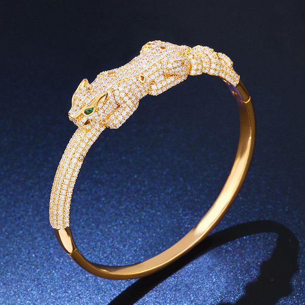 Copper Fashion Animal bracelet  (18K alloy)  Fine Jewelry NHAS0386-18K-alloy