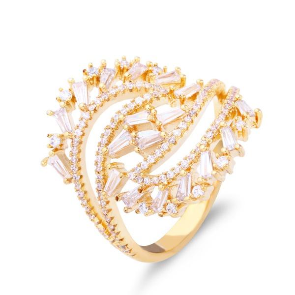 Alloy Fashion  Ring  (Alloy-7)  Fashion Jewelry NHAS0434-Alloy-7