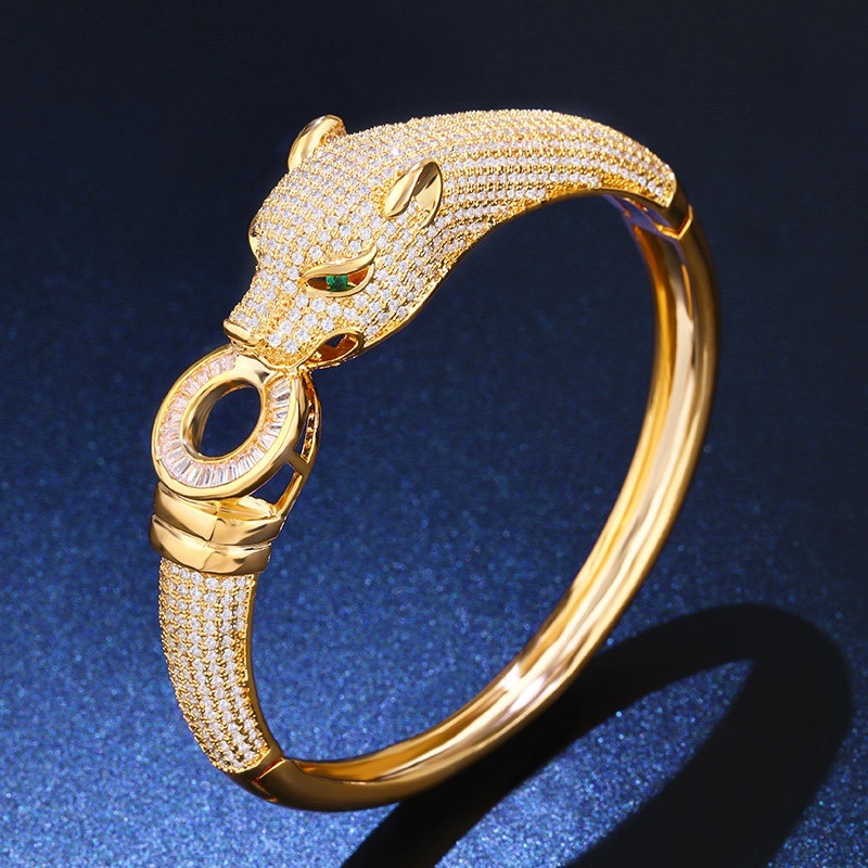 Copper Fashion Animal bracelet  (18K alloy)  Fine Jewelry NHAS0450-18K-alloy