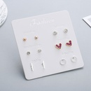 Alloy Korea Geometric earring  E0311  Fashion Jewelry NHSD0532E0311