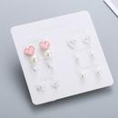 Alloy Korea Geometric earring  E0312  Fashion Jewelry NHSD0534E0312