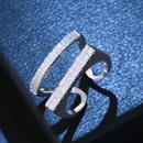 Copper Fashion Geometric Ring  Alloy  Fine Jewelry NHAS0392Alloy