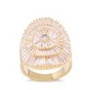Alloy Fashion Geometric Ring  Alloy7  Fashion Jewelry NHAS0447Alloy7