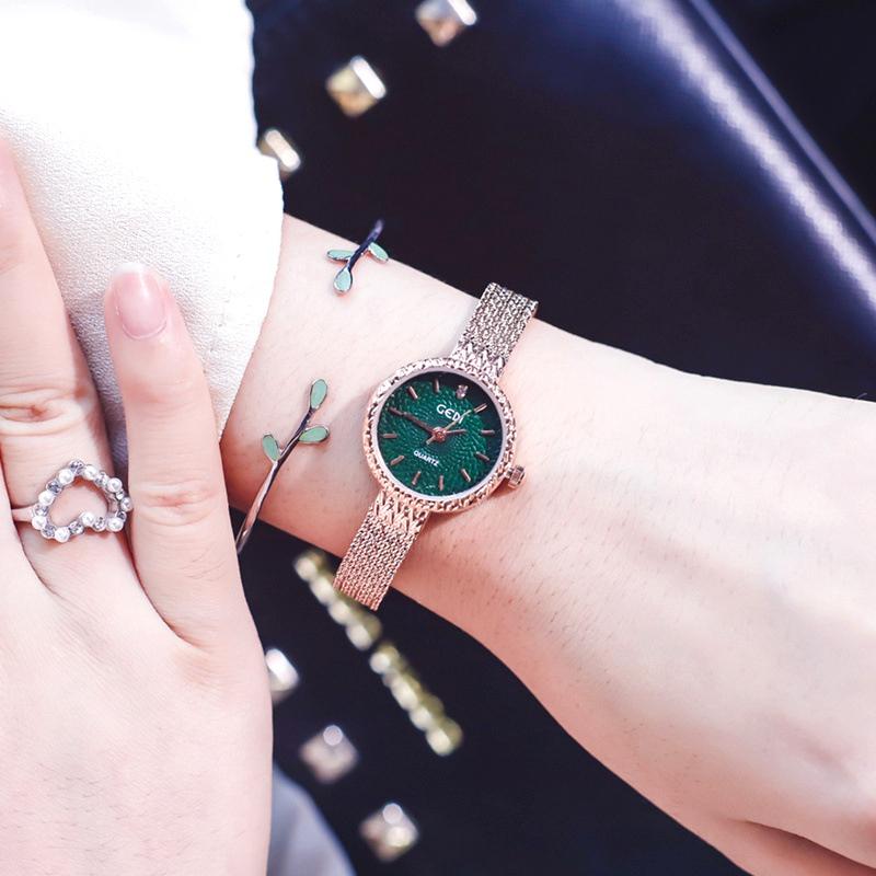 Alloy Fashion  Children watch  (Rose alloy plate only watch)  Fashion Watches NHJS0410-Rose-alloy-plate-only-watch