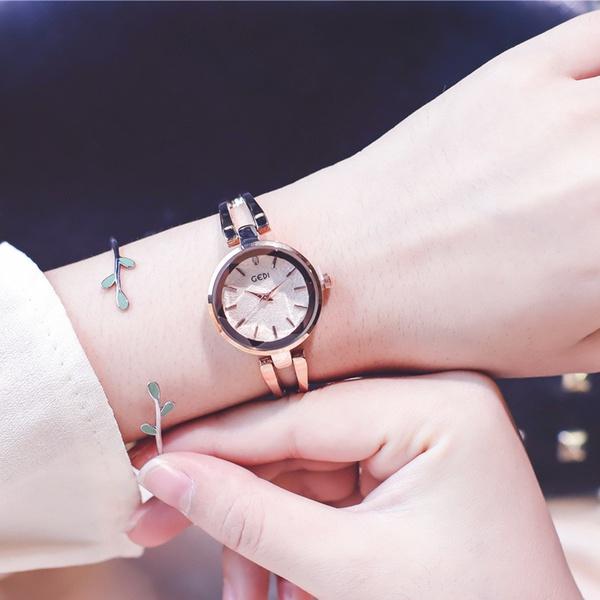 Alloy Fashion  Children watch  (Alloy belt white plate only watch)  Fashion Watches NHJS0417-Alloy-belt-white-plate-only-watch
