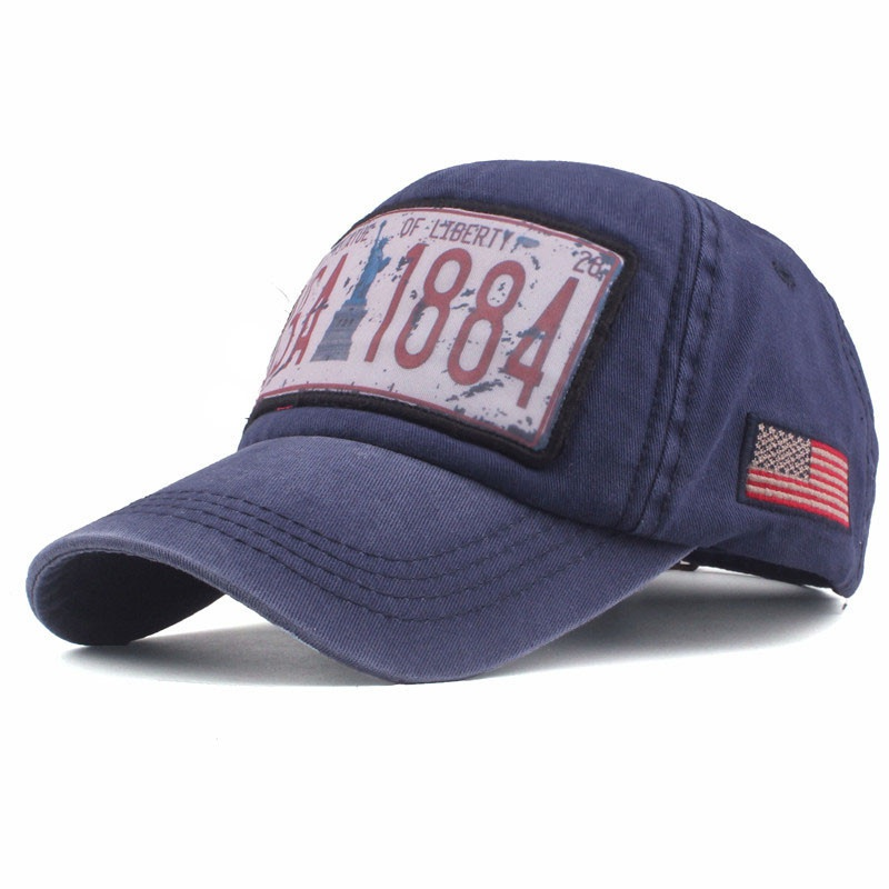 Cloth Fashion  hat  (blue)  Fashion Jewelry NHZL0090-blue