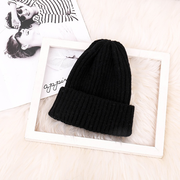 Cloth Korea  hat  (A-193 plus velvet black)  Fashion Jewelry NHXB0321-A-193-plus-velvet-black