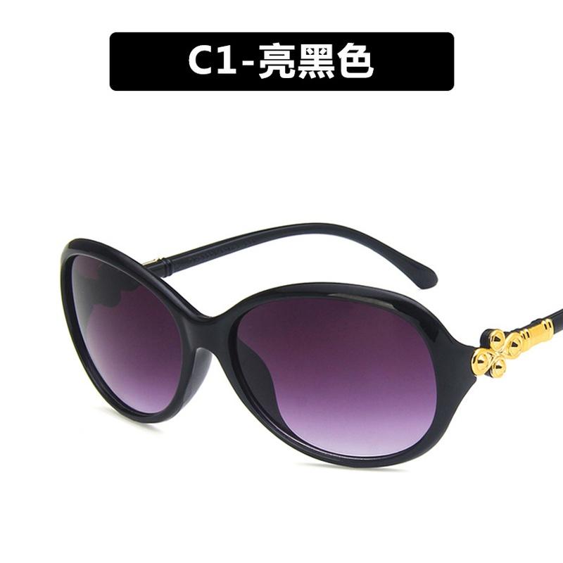 Plastic Fashion  glasses  (C1)  Fashion Jewelry NHKD0629-C1