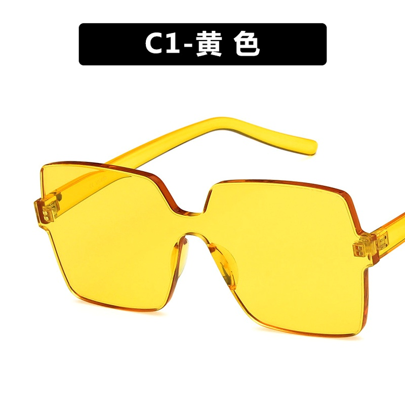 Plastic Fashion  glasses  (C1)  Fashion Jewelry NHKD0636-C1