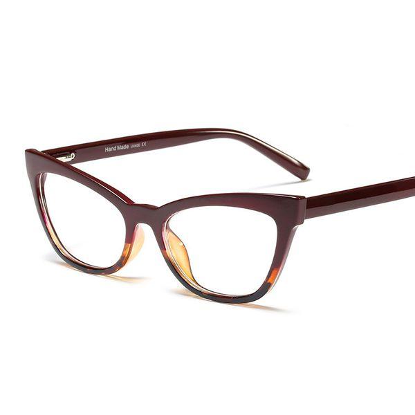 Plastic Fashion  glasses  (C1)  Fashion Jewelry NHFY0695-C1