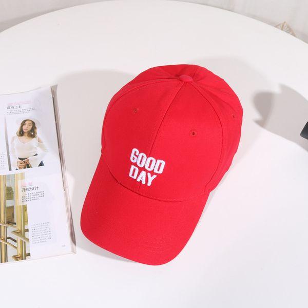 Cloth Korea  hat  (red)  Fashion Jewelry NHHY4914-red