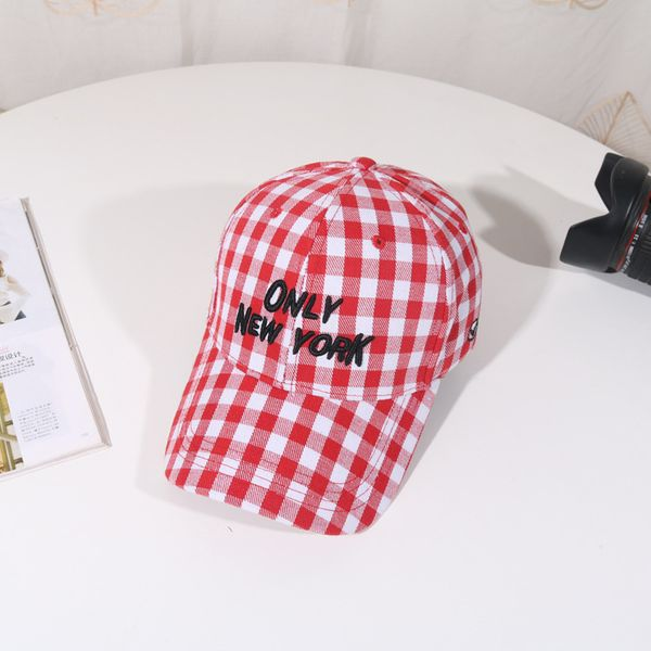 Cloth Korea  hat  (red)  Fashion Jewelry NHHY4915-red