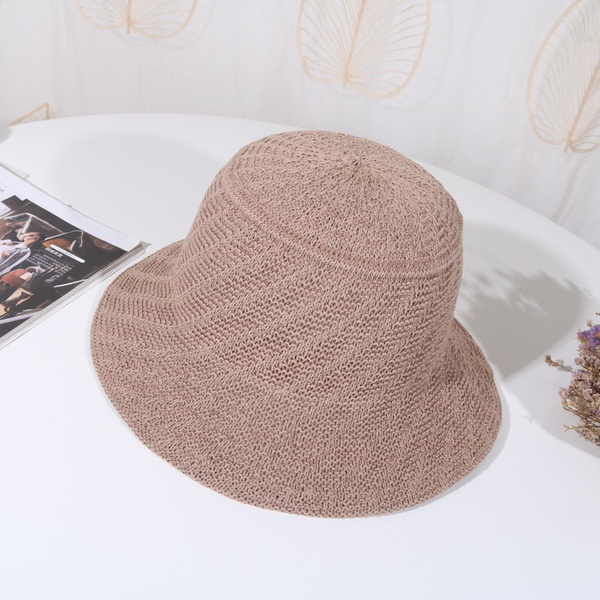 Alloy Korea  hat  (Khaki)  Fashion Jewelry NHHY4922-Khaki