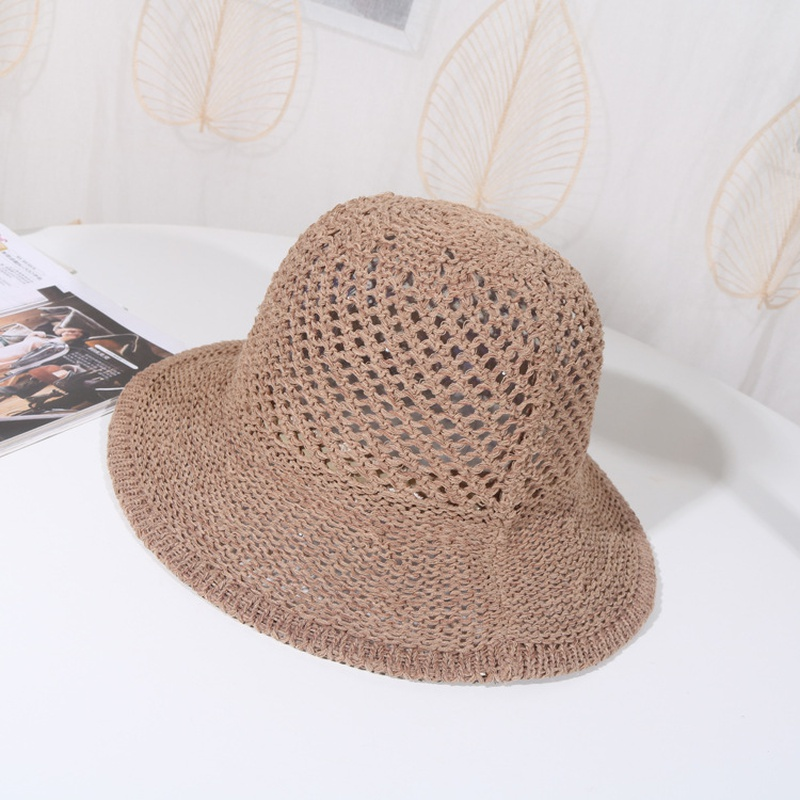 Alloy Korea  hat  (Khaki)  Fashion Jewelry NHHY4923-Khaki