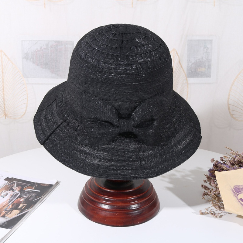 Cloth Korea  hat  (black)  Fashion Jewelry NHHY4926-black