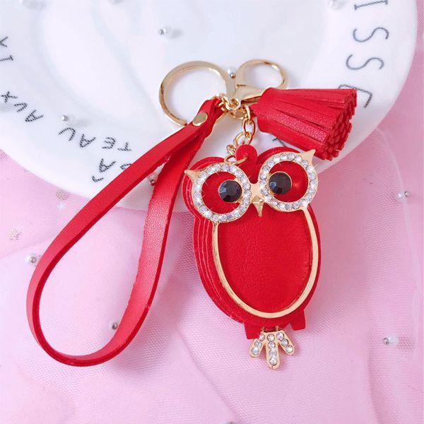 Alloy Fashion Animal key chain  (1)  Fashion Jewelry NHBM0711-1