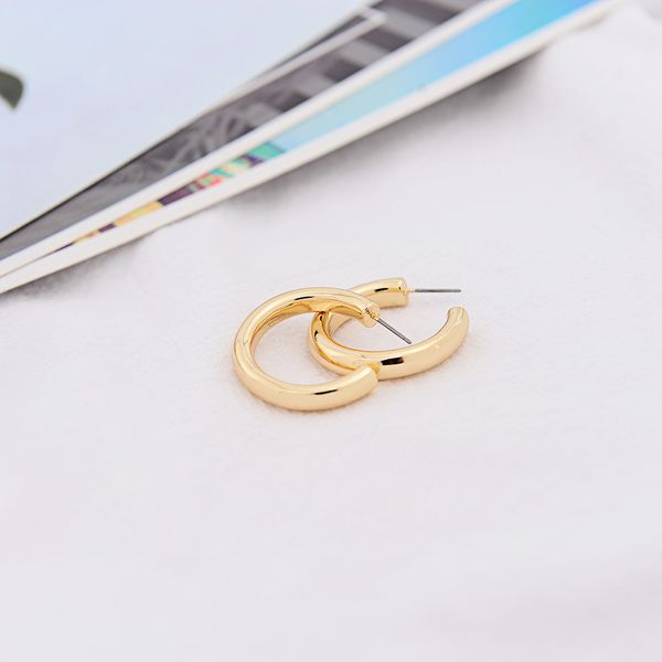 Alloy Fashion Geometric earring  (Photo Color)  Fashion Jewelry NHQS0566-Photo-Color