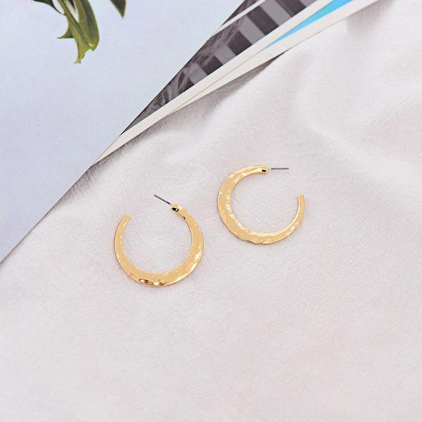Alloy Fashion Geometric earring  (Photo Color)  Fashion Jewelry NHQS0567-Photo-Color