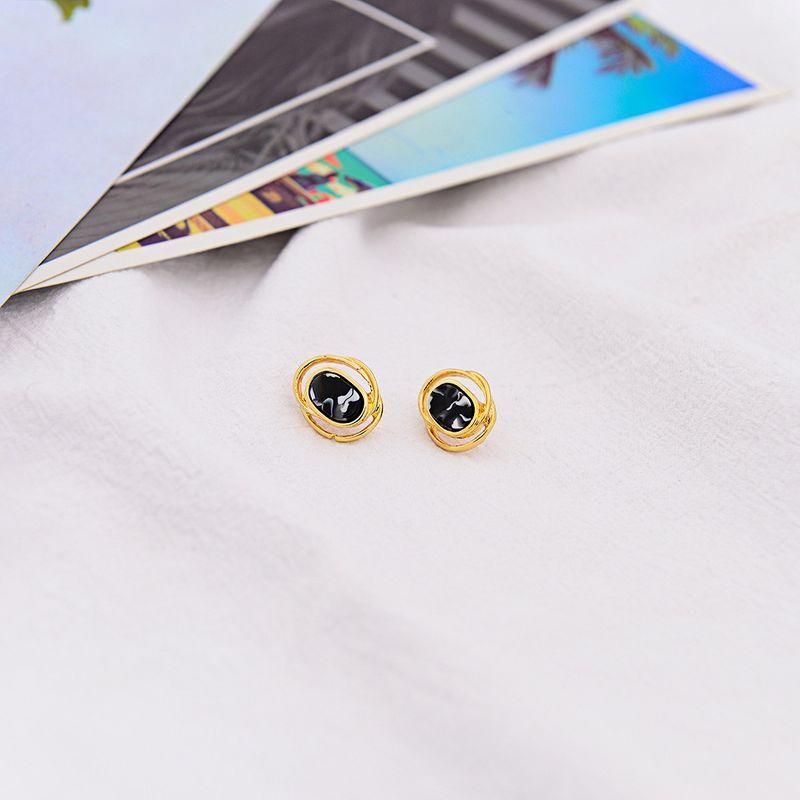 Alloy Fashion Geometric earring  Photo Color  Fashion Jewelry NHQS0570PhotoColor