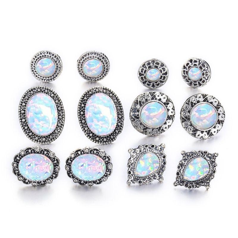 Alloy Fashion Geometric earring  (GFG02-02)  Fashion Jewelry NHPJ0307-GFG02-02