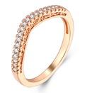 Alloy Fashion Geometric Ring  Alloy No 6 GBM1103  Fashion Jewelry NHPJ0304AlloyNo6GBM1103