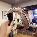 Cloth Korea Bows Hair accessories  black  Fashion Jewelry NHSM0007black
