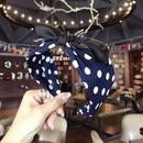 Pao Corea Lazos Accesorios para el cabello negro Joyera de moda NHSM0046negro