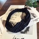 Cloth Korea Bows Hair accessories  black  Fashion Jewelry NHSM0090black