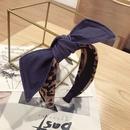 Cloth Simple  Hair accessories  black  Fashion Jewelry NHSM0138black