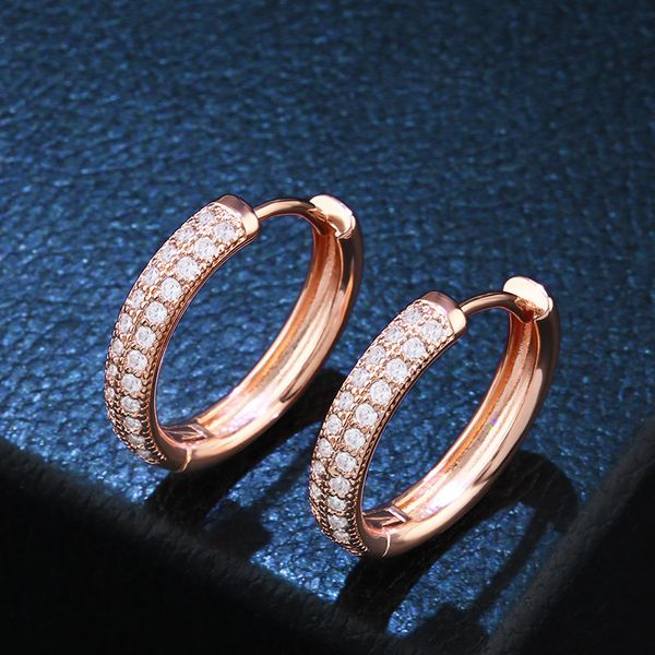 Alloy Korea Geometric earring  (Alloy)  Fashion Jewelry NHAS0465-Alloy