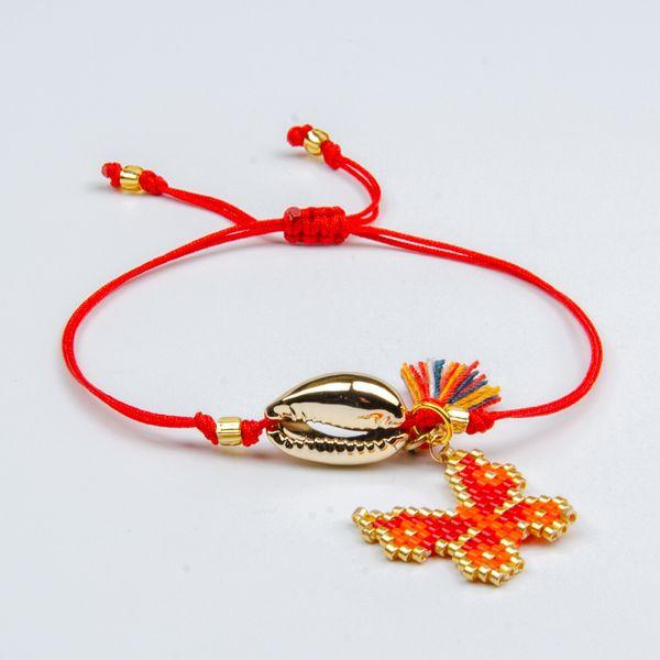 Alloy Simple Animal bracelet  (MI-B180465)  Fashion Jewelry NHGW1273-MI-B180465