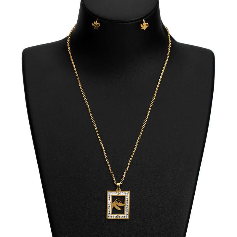 Titanium&Stainless Steel Korea  necklace  (Alloy)  Fine Jewelry NHJE2587-Alloy