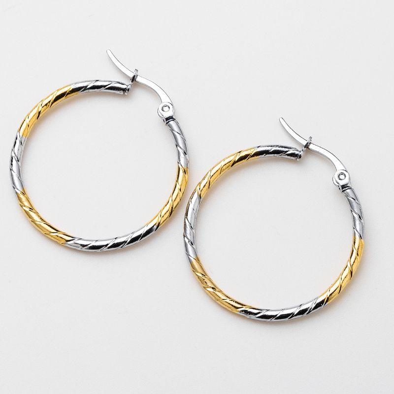 Alloy Fashion Geometric earring  (Alloy)  Fashion Jewelry NHJE2592-Alloy