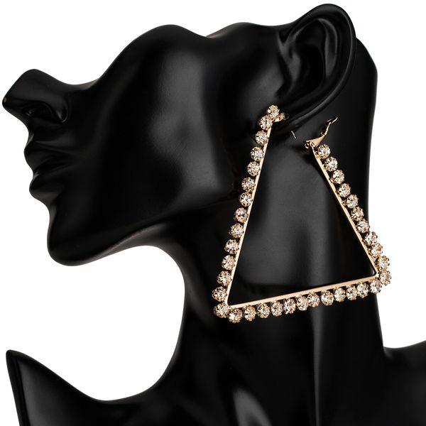 Acrylic Fashion Geometric earring  (Alloy)  Fashion Jewelry NHJE2611-Alloy
