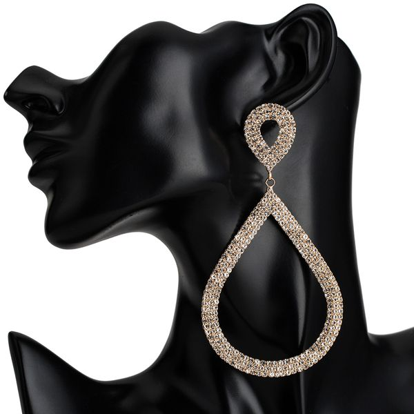 Acrylic Fashion Geometric earring  (Alloy)  Fashion Jewelry NHJE2613-Alloy