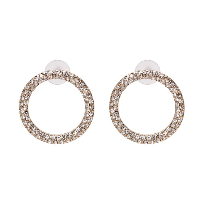 Alloy Fashion Geometric earring  (white)  Fashion Jewelry NHJJ5552-white