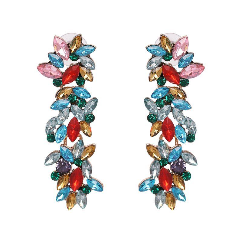 Alloy Fashion Geometric earring  (color)  Fashion Jewelry NHJJ5556-color