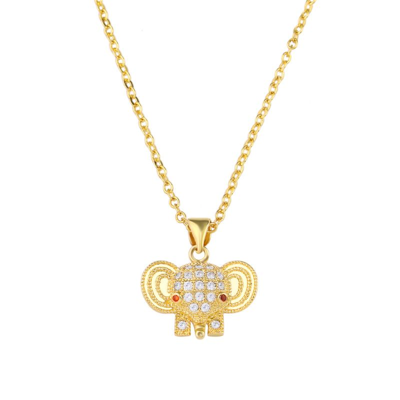 Alloy Korea Animal necklace  Alloy  Fashion Jewelry NHAS0518Alloy