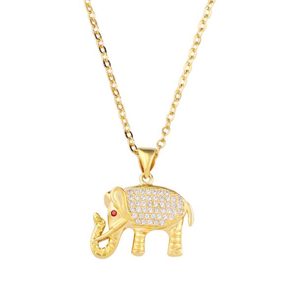 Alloy Fashion Animal necklace  (Alloy)  Fashion Jewelry NHAS0530-Alloy