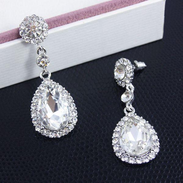 Alloy Fashion Geometric earring  (black)  Fashion Jewelry NHAS0582-black