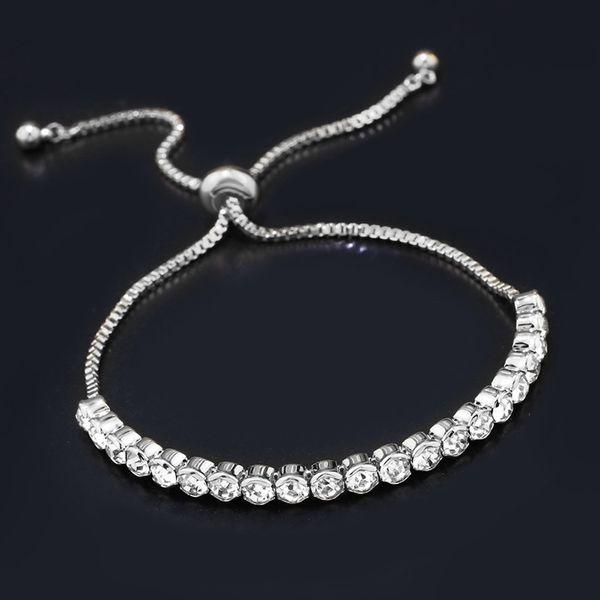 Alloy Korea Geometric bracelet  (Alloy)  Fashion Jewelry NHAS0600-Alloy