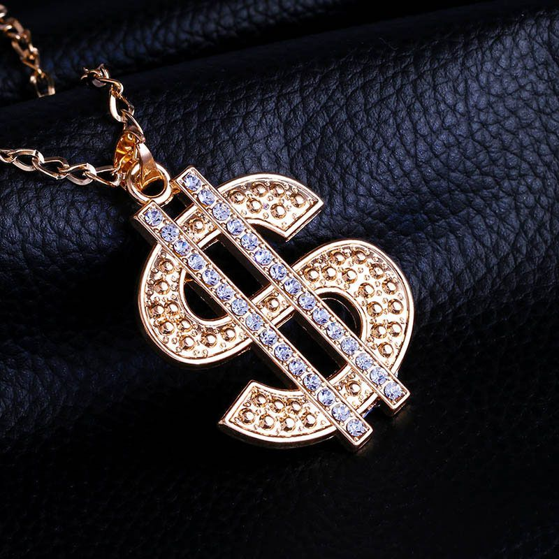 Alloy Fashion Geometric necklace  (Alloy)  Fashion Jewelry NHAS0603-Alloy