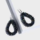 Alloy Fashion bolso cesta earring  white  Fashion Jewelry NHAS0476white