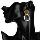 Alloy Fashion Geometric earring  white  Fashion Jewelry NHJE2595white